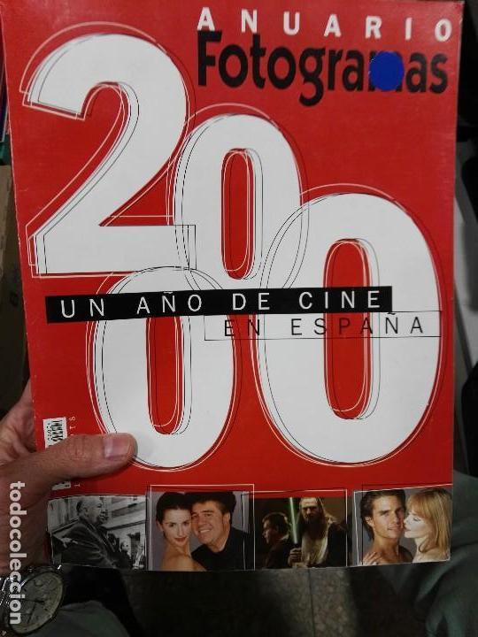 REVISTA FOTOGRAMAS 2000. @@@@ (Cine - Revistas - Fotogramas)