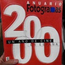 Cine: REVISTA FOTOGRAMAS 2000. @@@@. Lote 62637988