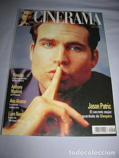 CINERAMA Nº53 (DICIEMBRE 1996) PORTADA:JASON PATRIC (Cine - Revistas - Cinerama)