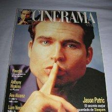 Cine: CINERAMA Nº53 (DICIEMBRE 1996) PORTADA:JASON PATRIC. Lote 62902916
