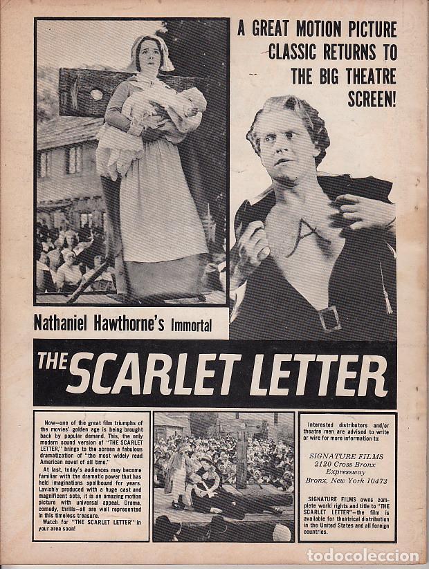 Cine: SCREEN THRILLS ILLUSTRATED #8 (VOL.2 #4) (WARREN PUBLISHING,1964) - SABU - SPIDER - HERMANOS MARX - Foto 2 - 63465944