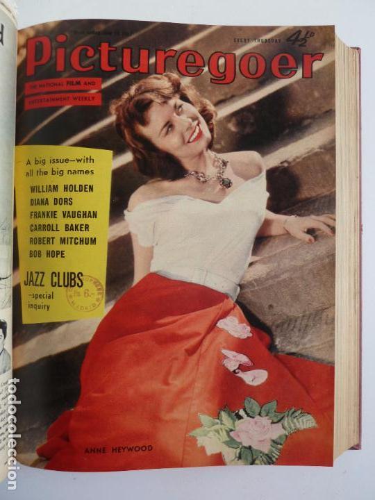Cine: PICTUREGOER 1957. 35 REVISTAS EN UN TOMO. 18-05-1957 A 01-02-1958. EN INGLÉS. CINE. Muchas fotos - Foto 5 - 63804703