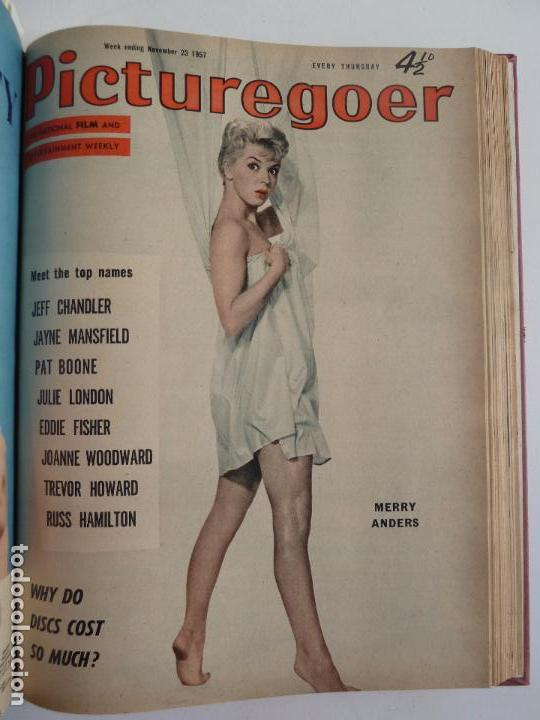 Cine: PICTUREGOER 1957. 35 REVISTAS EN UN TOMO. 18-05-1957 A 01-02-1958. EN INGLÉS. CINE. Muchas fotos - Foto 26 - 63804703