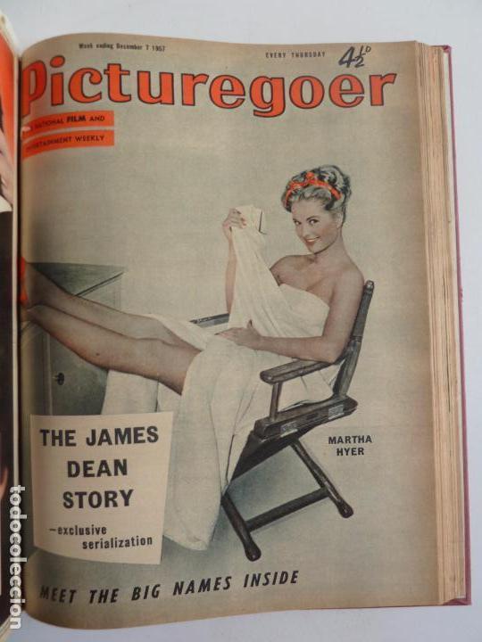 Cine: PICTUREGOER 1957. 35 REVISTAS EN UN TOMO. 18-05-1957 A 01-02-1958. EN INGLÉS. CINE. Muchas fotos - Foto 27 - 63804703