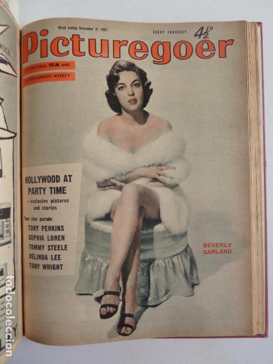 Cine: PICTUREGOER 1957. 35 REVISTAS EN UN TOMO. 18-05-1957 A 01-02-1958. EN INGLÉS. CINE. Muchas fotos - Foto 29 - 63804703