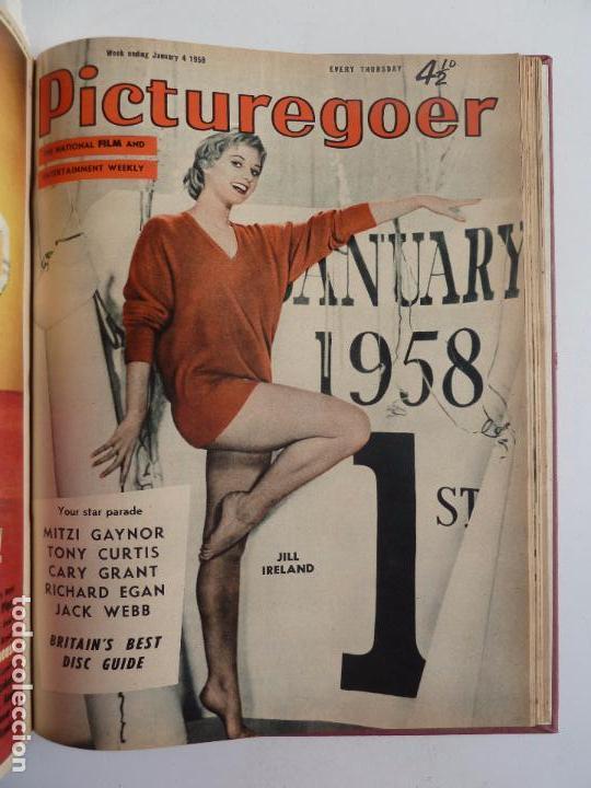 Cine: PICTUREGOER 1957. 35 REVISTAS EN UN TOMO. 18-05-1957 A 01-02-1958. EN INGLÉS. CINE. Muchas fotos - Foto 31 - 63804703