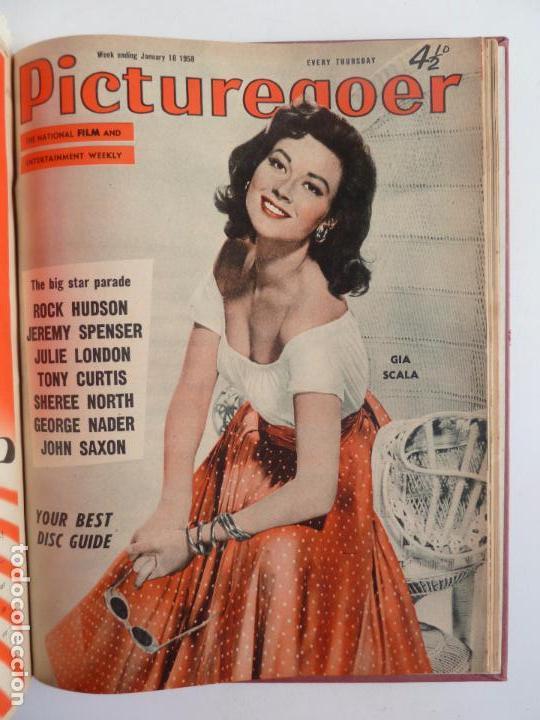 Cine: PICTUREGOER 1957. 35 REVISTAS EN UN TOMO. 18-05-1957 A 01-02-1958. EN INGLÉS. CINE. Muchas fotos - Foto 33 - 63804703