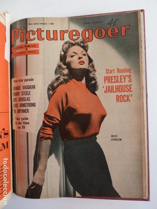 Cine: PICTUREGOER 1957. 35 REVISTAS EN UN TOMO. 18-05-1957 A 01-02-1958. EN INGLÉS. CINE. Muchas fotos - Foto 35 - 63804703