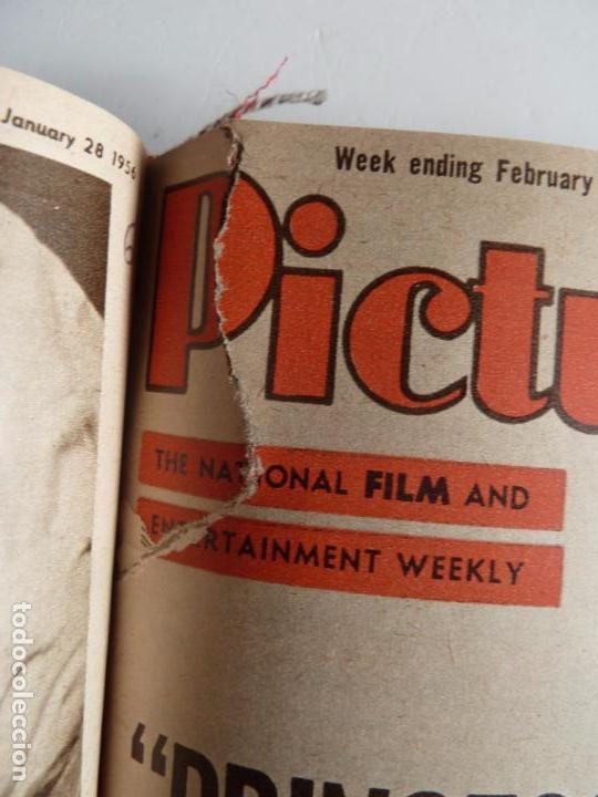 Cine: PICTUREGOER 1955. 35 REVISTAS EN UN TOMO. 26-02-1955 A 22-10-1956. EN INGLÉS. CINE. Muchas fotos - Foto 9 - 63805211