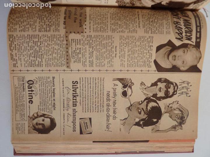 Cine: PICTUREGOER 1955. 35 REVISTAS EN UN TOMO. 26-02-1955 A 22-10-1956. EN INGLÉS. CINE. Muchas fotos - Foto 10 - 63805211