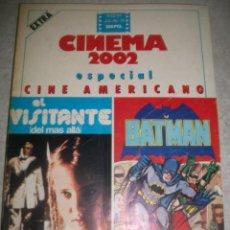 Cine: CINEMA 2002 NUMERO 53 54 ESPECIAL CINE AMERICANO AÑO 1979. Lote 63835807