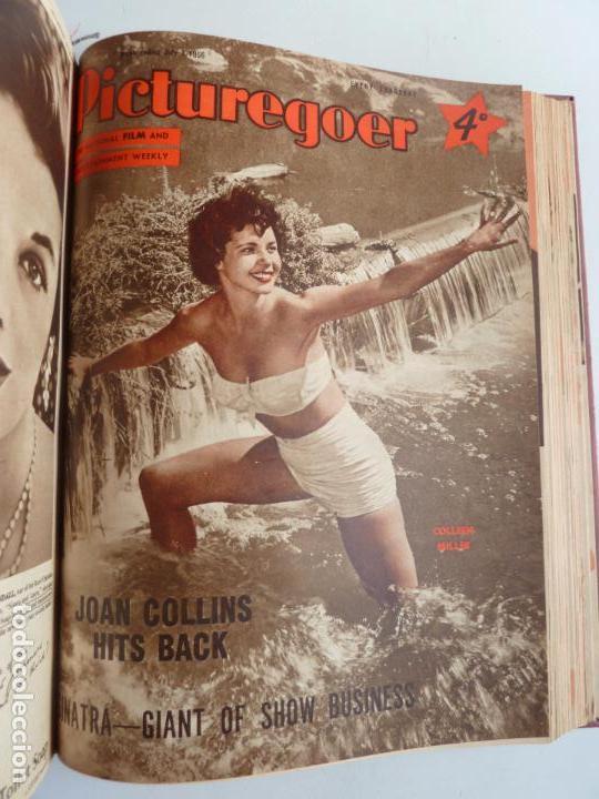 Cine: PICTUREGOER 1955. 35 REVISTAS EN UN TOMO. 26-02-1955 A 22-10-1956. EN INGLÉS. CINE. Muchas fotos - Foto 29 - 63805211