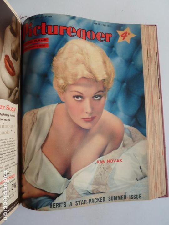 Cine: PICTUREGOER 1955. 35 REVISTAS EN UN TOMO. 26-02-1955 A 22-10-1956. EN INGLÉS. CINE. Muchas fotos - Foto 31 - 63805211