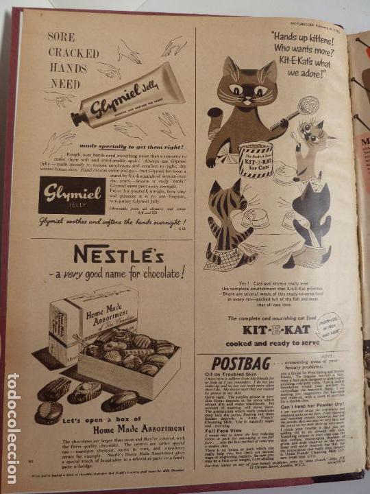 Cine: PICTUREGOER 1955. 35 REVISTAS EN UN TOMO. 26-02-1955 A 22-10-1956. EN INGLÉS. CINE. Muchas fotos - Foto 42 - 63805211