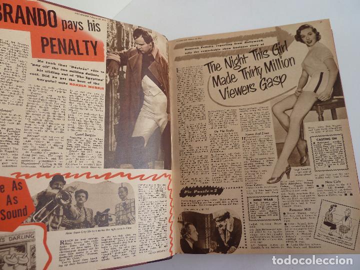 Cine: PICTUREGOER 1955. 35 REVISTAS EN UN TOMO. 26-02-1955 A 22-10-1956. EN INGLÉS. CINE. Muchas fotos - Foto 43 - 63805211