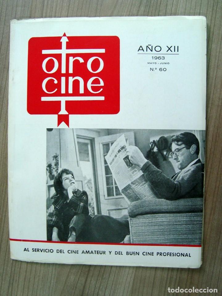 REVISTA OTRO CINE, NUM. 60 - 1963 (Cine - Revistas - Otros)