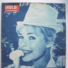 Cine: AVA GARDNER. REVISTA HOLA, DE 1962.. Lote 64352279