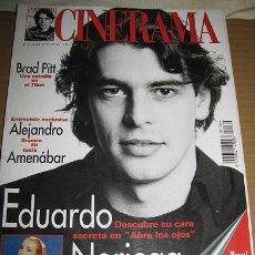 Cine: CINERAMA Nº64 (DICIEMBRE 1997) EN PORTADA:EDUARDO NORIEGA (LEER DESCRIPCION). Lote 64385483