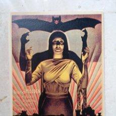 Cinéma: REPRODUCCION 9*13 - LA HIJA DE DRACULA - VAMPIROS - TERROR. Lote 65436644