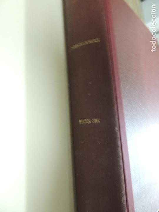 Cine: Tomo 31 revistas cine cinegramas encuadernadas año 1935 1936 muy buen estado - Foto 12 - 65751722