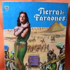 Cine: REVISTAS CINECOLOR TIERRA DE FARAONES. Lote 65840722