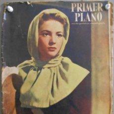 Cine: G7233 SARA MONTIEL REVISTA ESPAÑOLA PRIMER PLANO NOVIEMBRE 1947. Lote 65855122