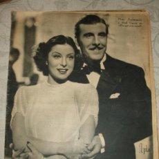 Cine: REVISTA PRIMER PLANO Nº 75 - 1942. Lote 286863908