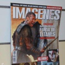Cine: REVISTA DE CINE IMAGENES DE ACTUALIDAD Nº 296 NOVIEMBRE 2009. FURIA DE TITANES.. Lote 67323025