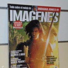 Cine: REVISTA DE CINE IMAGENES DE ACTUALIDAD Nº276 ENERO 2008. LAS CRONICAS DE NARNIA: EL PRINCIPE CASPIAN. Lote 67325713
