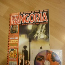 Cine: FANGORIA 2ª ÉPOCA Nº 3. BUFFY, CHERRY FALLS; EL EXORCISTA, VAMPYR BLUES, SITGES 2000.... Lote 67423461