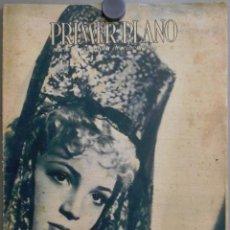 Cine: XG11 SARA MONTIEL REVISTA ESPAÑOLA PRIMER PLANO MARZO 1945. Lote 67520685