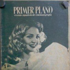 Cine: XG14 SARA MONTIEL REVISTA ESPAÑOLA PRIMER PLANO FEBRERO 1946. Lote 67521065