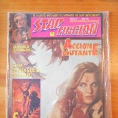 Cine: STAR FICCION Nº 15 - EDICION ESPAÑOLA DE STARLOG - ZINCO (P1). Lote 67564161