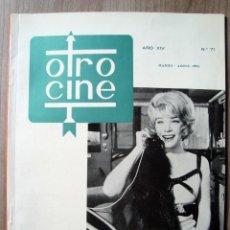 Cine: REVISTA OTRO CINE - NUM. 71 - 1965. Lote 67747013