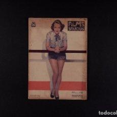 Cine: REVISTA FILMS SELECTOS 1935 Nº 220. Lote 68020437