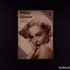 Cine: REVISTA FILMS SELECTOS 1936 Nº 300. Lote 68021253