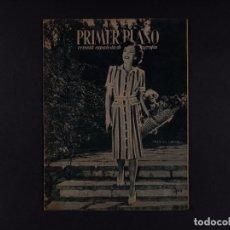 Cine: REVISTA PRIMER PLANO 1945 Nº 260. Lote 68110861
