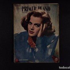 Cine: REVISTA PRIMER PLANO 1947 Nº 333. Lote 68112257