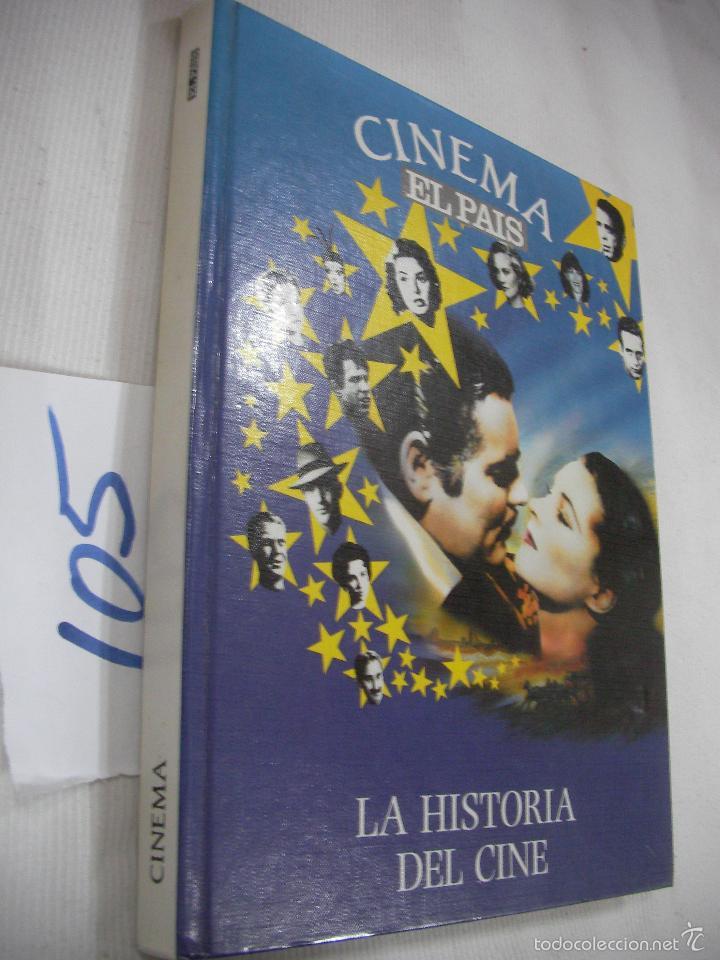 CINEMA - LA HISTORIA DEL CINE (Cine - Revistas - Cinema)