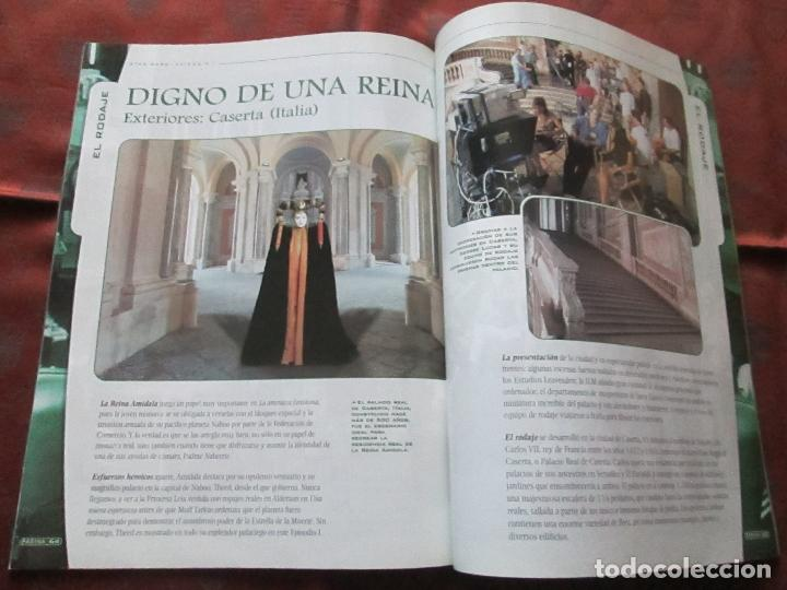 Cine: REVISTA-STAR WARS-EPISODIO I-LA AMENAZA FANTASMA-LA GUÍA COMPLETA-2000-NORMA EDITORIAL-VER FOTOS - Foto 5 - 68452393