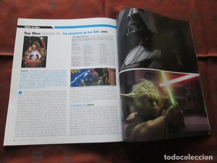 Cine: REVISTA-ESPECIAL PARA COLECCIONISTAS-STAR WARS(1977-2005)-FOTOGRAMAS ESPECIAL-VER FOTOS. - Foto 3 - 68453421