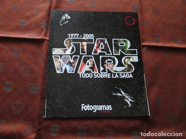 Cine: REVISTA-ESPECIAL PARA COLECCIONISTAS-STAR WARS(1977-2005)-FOTOGRAMAS ESPECIAL-VER FOTOS. - Foto 9 - 68453421