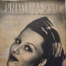 Cine: REVISTA PRIMER PLANO Nº 120 - 1943. Lote 68997961