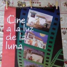 Cine: CARTEL CINE DE VERANO CORDOBA,OLIMPIA,FUENSECA,COLISEO SAN ANDRES,DELICIAS. Lote 69251653