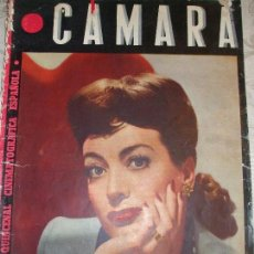 Cinéma: CAMARA N: 58 - 1945. Lote 69274881