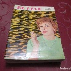 Cine: EL CINE (22 REVISTAS) - NOS. DEL 1 AL 24 (2 REVISTAS CON DOBLE NUMERO). Lote 69685053