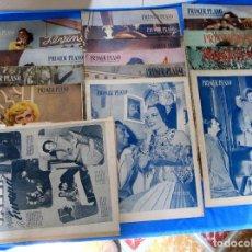 Cine: LOTE DE 50 REVISTAS PRIMER PLANO, 1948 - 1963.. Lote 70073561