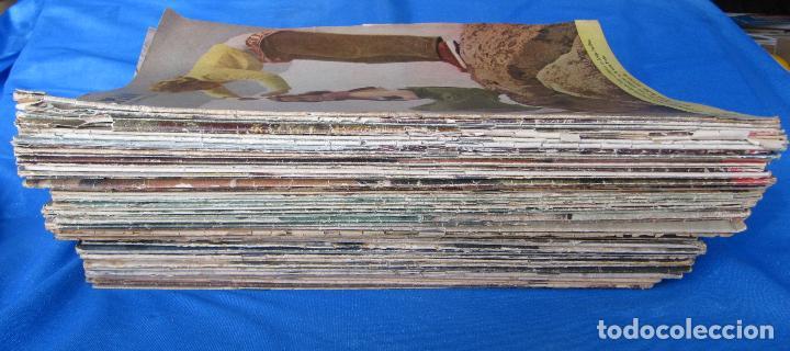Cine: LOTE DE 50 REVISTAS PRIMER PLANO, 1948 - 1963. - Foto 5 - 70073561