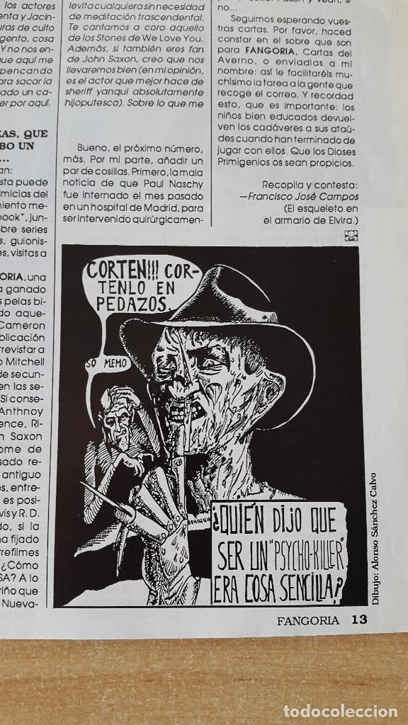 Cine: revista fangoria Nº4. sitges 91. freddy krueger elm street. historia del terror años 70s ver fotos - Foto 2 - 70287349