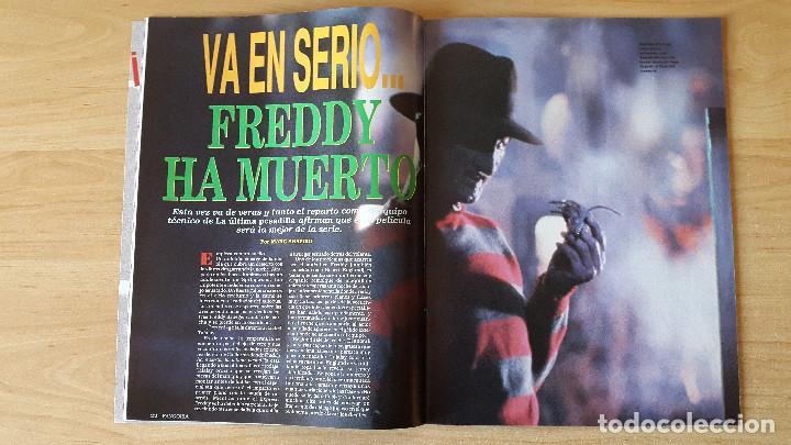 Cine: revista fangoria Nº4. sitges 91. freddy krueger elm street. historia del terror años 70s ver fotos - Foto 3 - 70287349